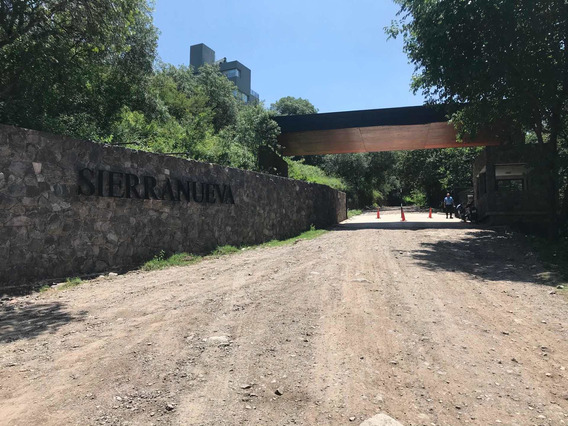 Dueño Vende Lote Escriturado Mendiolaza Sierra Nueva
