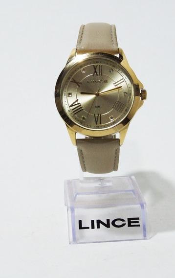 Relógio Analógico Feminino Lince Lrcj046l