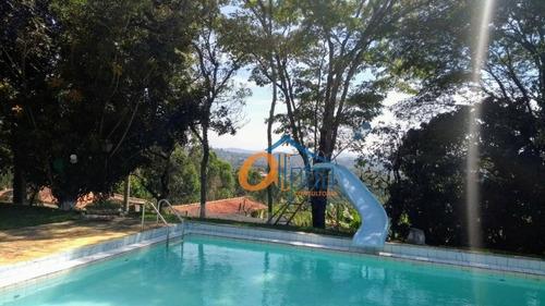 Chácara Com 5 Dormitórios À Venda, 7500 M² Por R$ 800.000 - Caioçara - Jarinu/sp - Ch0023