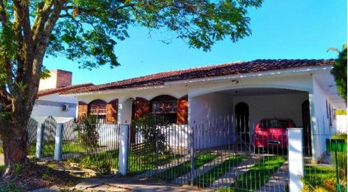 Casa Com 3 Dormitórios À Venda, 250 M² Por R$ 1.170.000,00 - Santa Mônica - Florianópolis/sc - Ca3449