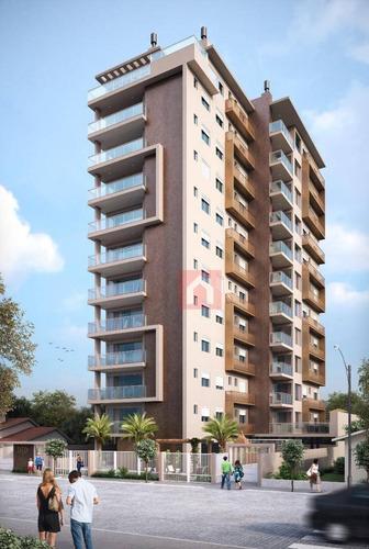Imagem 1 de 11 de Apartamento Com 3 Dormitórios À Venda, 206 M² Por R$ 1.051.827,87 - Centro - Santa Cruz Do Sul/rs - Ap1814