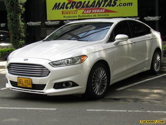 Ford Fusion Titanium 2000 Cc At