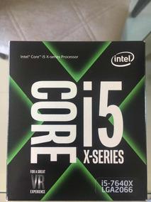 Processador Intel Core I5-7640x