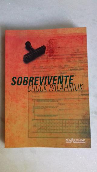 Livro Sobrevivente - Chuck Palahniuk - Frete R$ 12,00