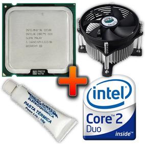 Processador Intel Core 2 Duo E8500 3.16ghz 6mb + Cooler 775