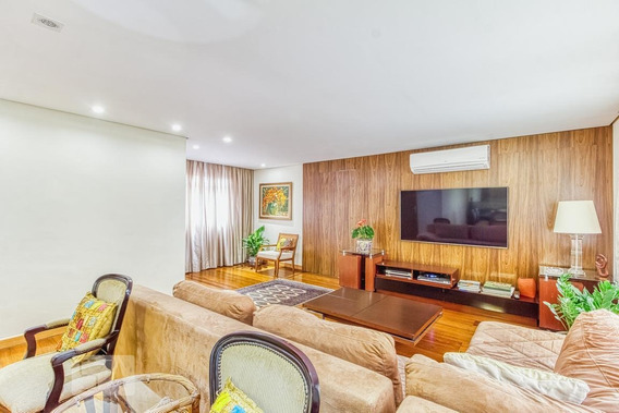 Apartamento Para Aluguel - Itaim Bibi, 3 Quartos, 190 - 893038798