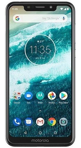 Motorola Moto One 64 Gb 4g Lte Blanco - Prophone