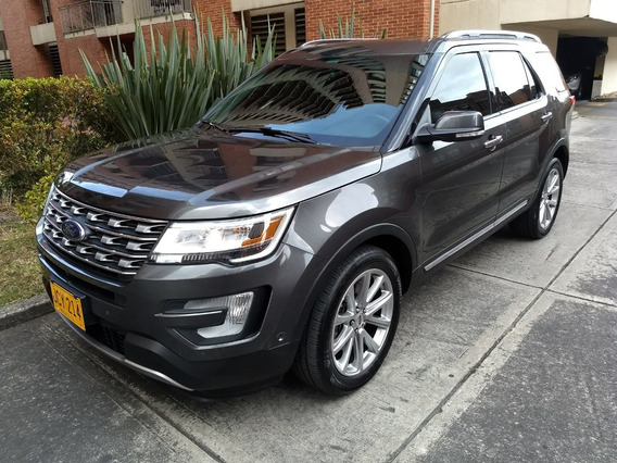 Ford Explorer Limited At4x4 3.5 2016