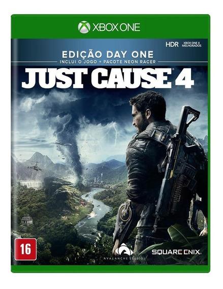 Just Cause 4 Xbox One Mídia Física