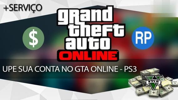 Upar Completo Upada Gta 5 Online Playstation 3