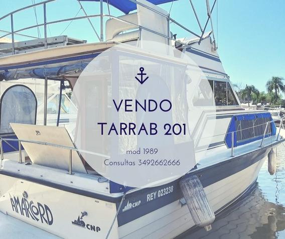 Tarrab 201 1989 8.95mts. Volvo Penta 200hp Turbo 6 Cil.dp290