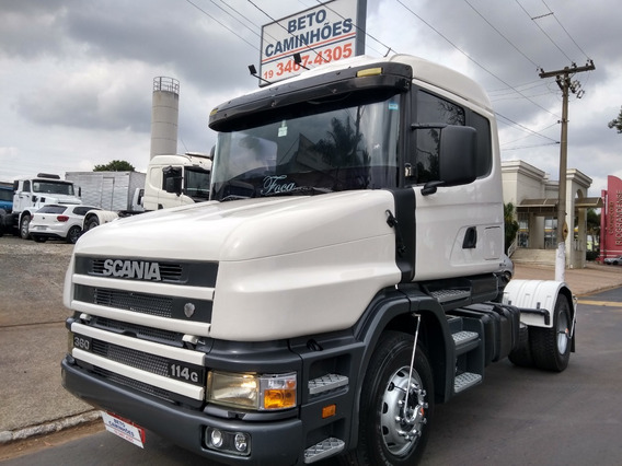 Scania 360 4x2 Teto Alto