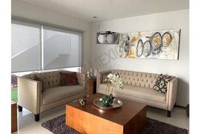 Renta De Hermosa Casa Amueblada En Fraccionamiento Monterra