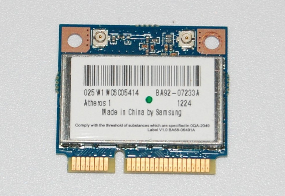 290-placa Liga/desliga Do Wireless-samsung rv415-cx754b-semi