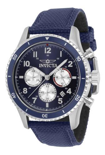 Reloj Invicta 31286 Azul Hombres