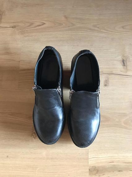 Zapatos De Fiesta Con Plataforma 47 Street Casi Nuevos