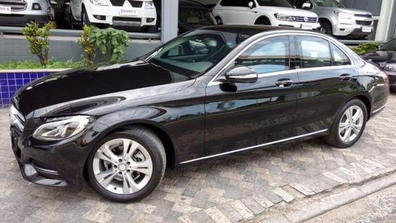 Mercedes Benz C-180 1.6 Turbo 16v Aut. Gasolina Automático