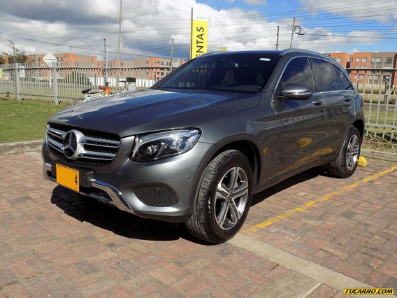 Mercedes Benz Clase Glc 4 Matic 2.0cc At Aa