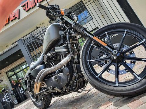 Harley Davidson Sportster Iron 883 No Scrambler No Indian