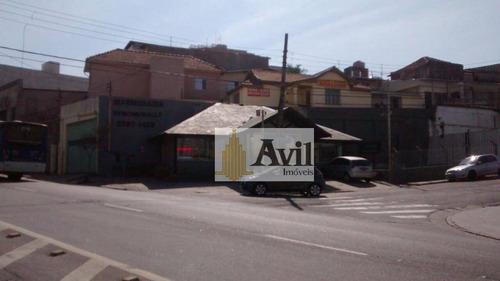 Terreno À Venda, 830 M² Por R$ 7.500.000,00 - Santana - São Paulo/sp - Te0006