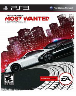 Need For Speed Ps3 Most Wanted Digital | Español Tenelo Hoy