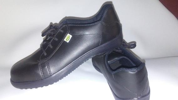Zapatos Escolares De Niños