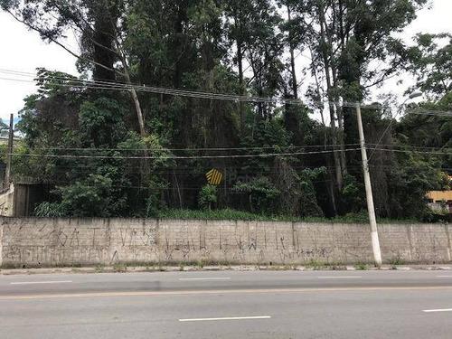 Terreno À Venda, 5640 M² Por R$ 3.950.000,00 - Cooperativa - São Bernardo Do Campo/sp - Te0252