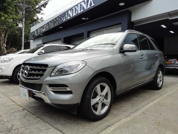 Mercedes Benz Ml250 4 Matic Automatica Sec 2.2 2016 185