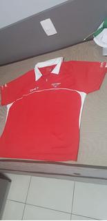 Camisa Marussia F1 Formula Um - Vermelha