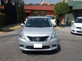 Nissan Versa 1.6 Advance Sedán 2014 Automatico Tela