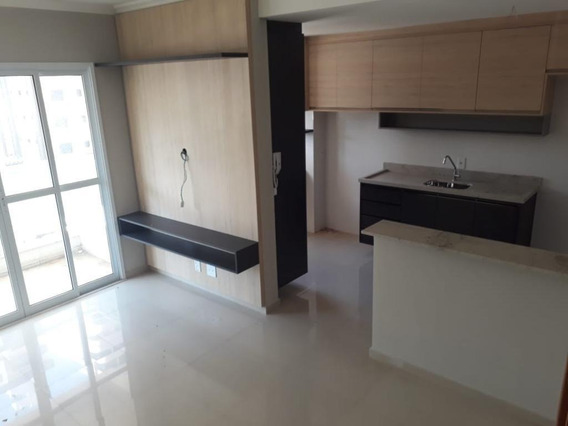 Apartamento Em Centro, Piracicaba/sp De 51m² 1 Quartos À Venda Por R$ 250.000,00 - Ap547792