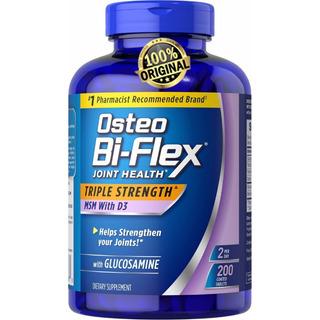 Osteo Bi-flex Whit D3 200cáps - Original - Importado