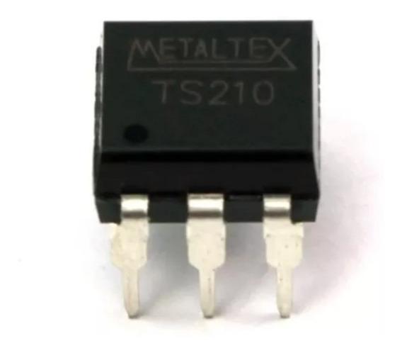 Ts210 Relé Acoplador Óptico Mos 1na Kit C/ 5un Metaltex