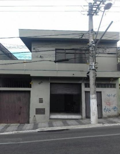 Sobrado Para Locação Em Mogi Das Cruzes, Centro, 3 Dormitórios, 3 Banheiros, 1 Vaga - 02097_1-1270746