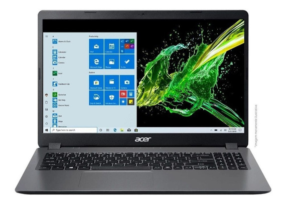 Notebook Acer Aspire 3 Intel Core I3 4gb 1tb 15,6 Win 10