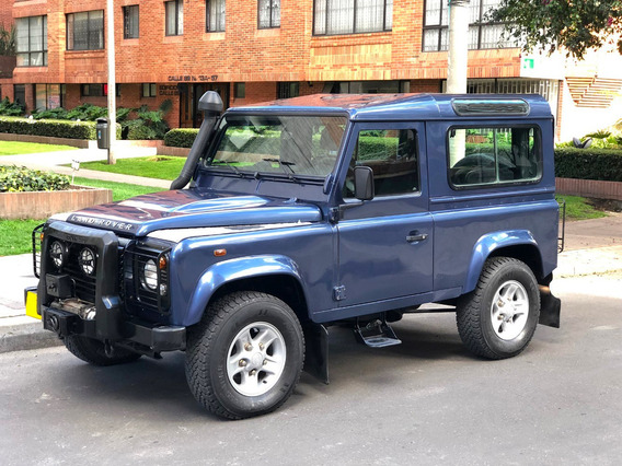 Land Rover Defender 90 Hse Puma