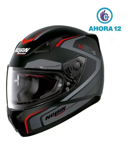 Casco Moto Nolan Integral N60-5 Practice - Ahora 12