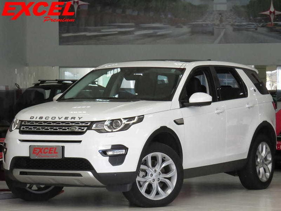 Land Rover Discovery Sport Hse 2.0 4x4 Diesel Aut