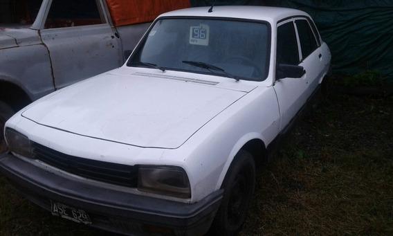 Peugeot 504 2.3 Xsd Tf 1996