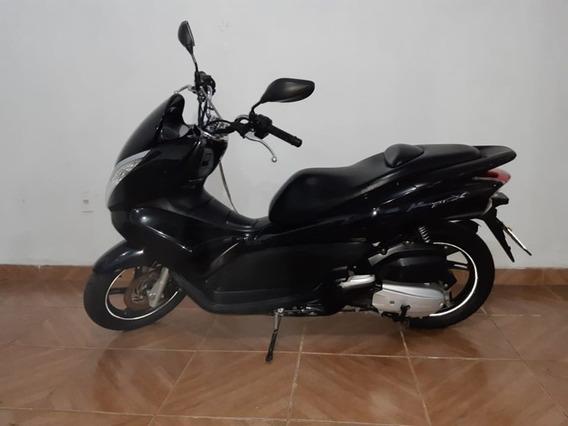 Honda Pcx 150 2015 Preta
