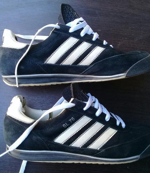 Zapatillas adidas Sl 76 Negra (usadas)..