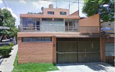 Casa De Remate Bancario En Cerro Del Cubilete Coyoacan