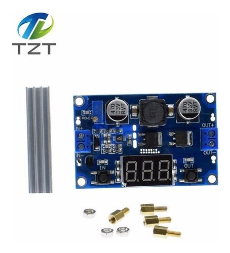 Modulo  Programable Mini Ltc1871 100 W / 6a Dc Step Up
