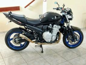 Suzuki Bandit 1250 N - 2009 Preta Perfeito Estado