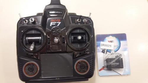 Radio Control Devo 7 Walkera Tx Y Rx