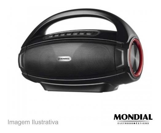 Caixa De Som Bluetooth® 60w Monster Sound Ii Mondial Sk-07