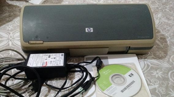 Impressora Hp 3845, Completa, Usada, Com Defeito Travando !