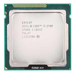 3*procesador Intel Core I5-2400 De Cuatro Núcleos 3.1ghz 6mb