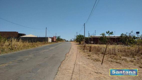 Terreno À Venda, 448 M² Por R$ 120.000,00 - Parque Termas De Caldas - Caldas Novas/go - Te0015