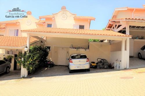 Casa A Venda No Bairro Parque Rincão Em Cotia - Sp.  - K183-1
